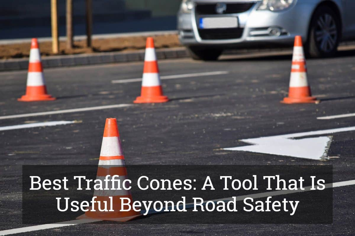 The basic advantages of using collapsible traffic cones