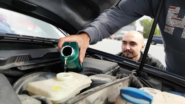 The power of car oil