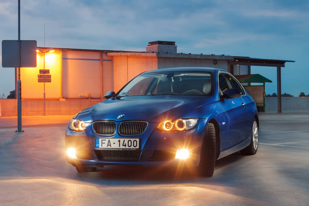 The rise in popularity of luxury cars