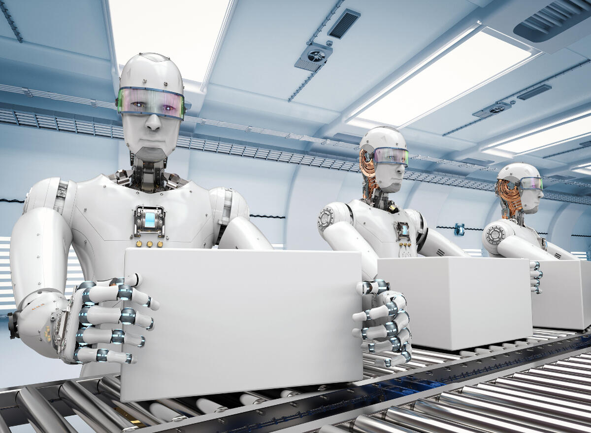 Things to consider before choosing robots for your business