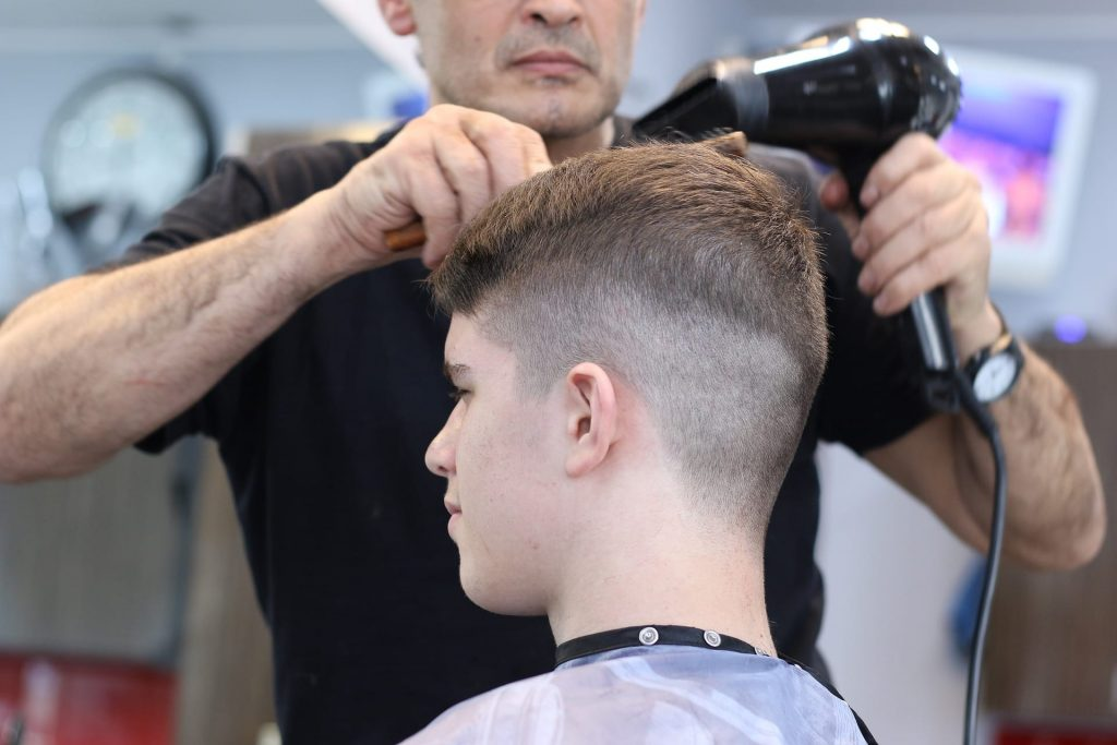 Challenges of being a barber